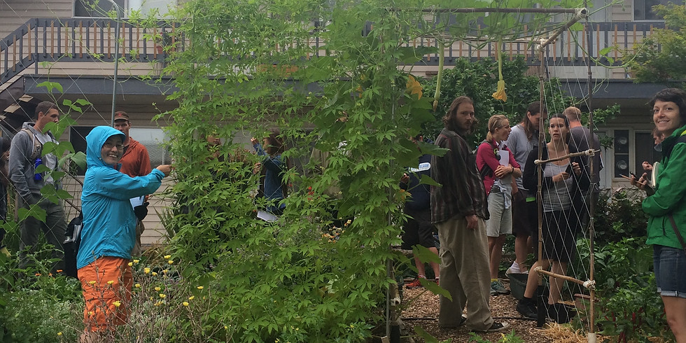 Permaculture Design Course at Portland Community College