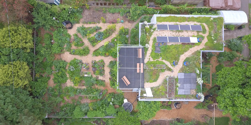 Online Permaculture Design Course with Oregon State University
