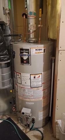 40 Bradford White Water Heater