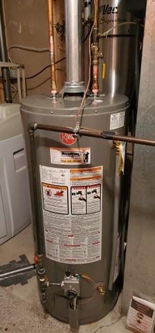 40 Rheem Hot Water Tank