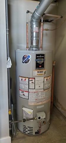 40 Gallon Bradford White Water Heater