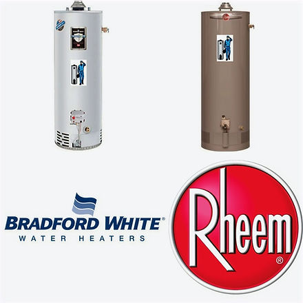 Canadian Water Heaters' Brands