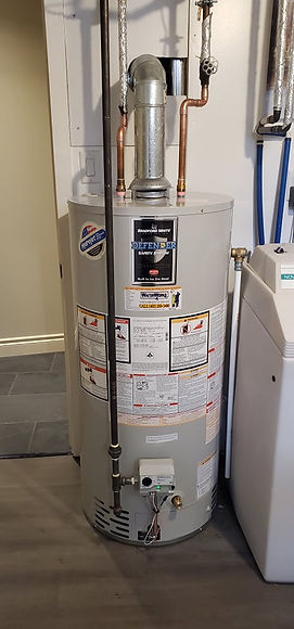 40 Gallon Bradford White Water Heater