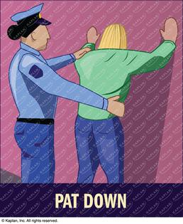 Pat Down