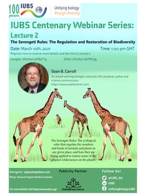 IUBS_Webinar_The_Serengeti_Rules_by Sean