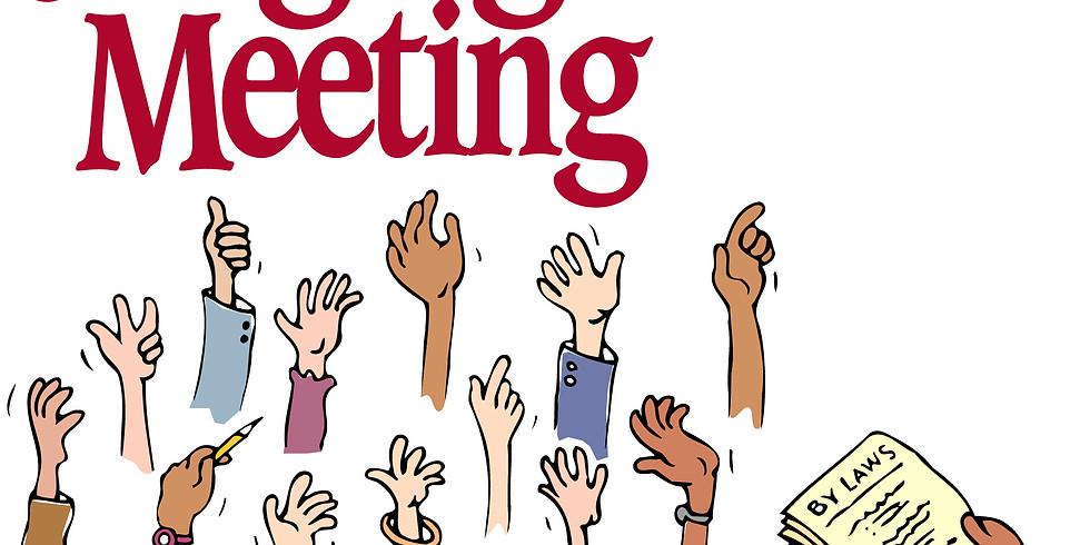 Congregational Business Meeting