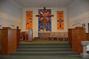 St. Paul's Sanctuary