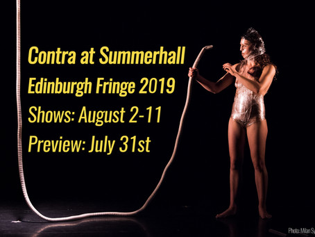 Contra Is Coming to the Edinburgh Fringe