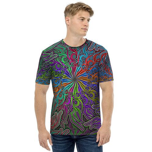 17R21 OddSpectrum Colorwild Men's T-shirt