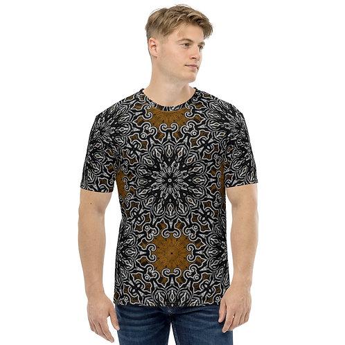10J21 Oddflower Sunflower Men's T-shirt