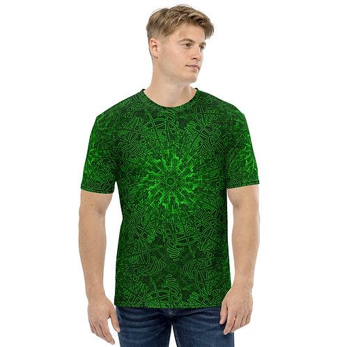 20O21 OddSpectrum Green Men's T-shirt