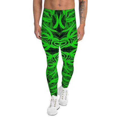 19D21 Spectrum Emerald Men's Leggings