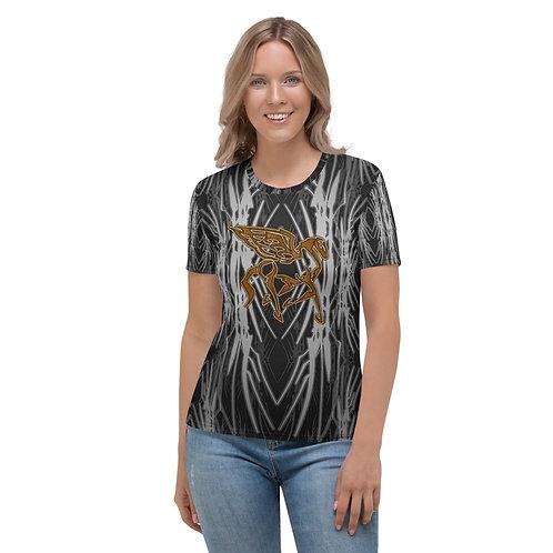 Pegasus Gold Portal Women's T-shirt