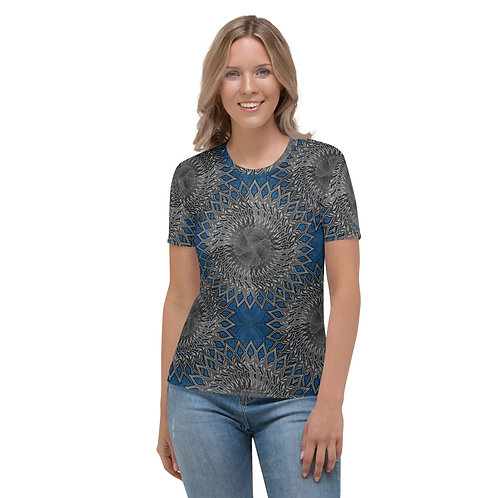 14L21 Oddflower Hydrangea Women's T-shirt
