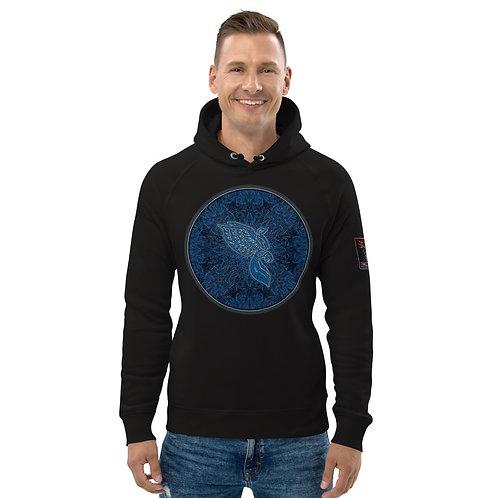The Dove Aqua Portal Unisex pullover hoodie