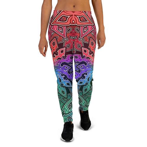 13A21 OddSpectrum Colorwild Women's Joggers