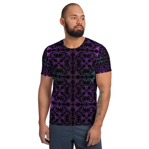 13 MCI V3 All-Over Print Men's Athletic T-shirt