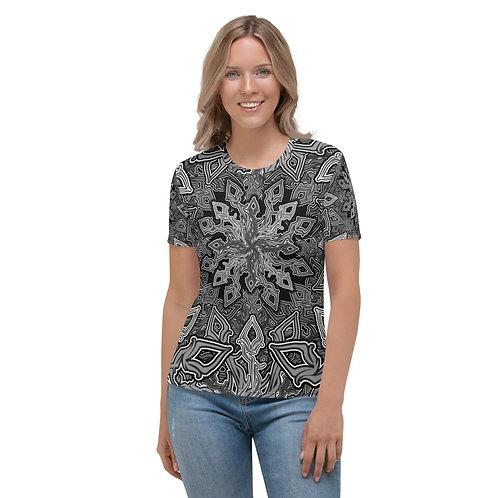13F21 Oddflower Dahlia Women's T-shirt