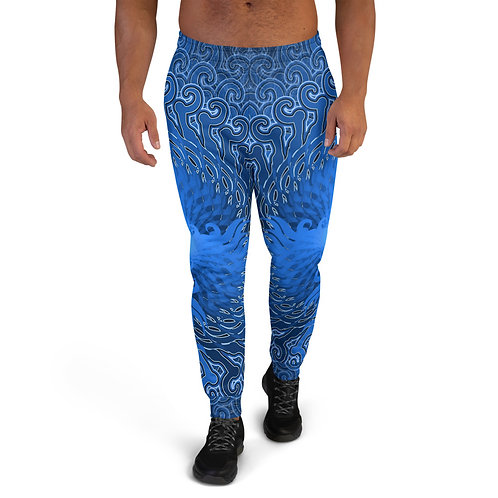 11Y21 Spectrum Blue Men's Joggers