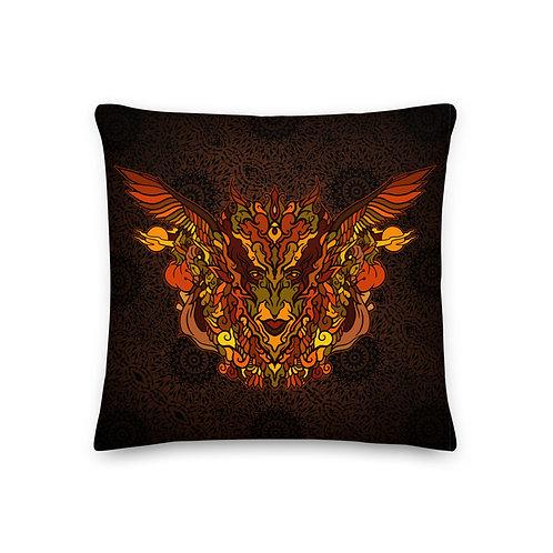 Halloween Spirit 1 Premium Pillow