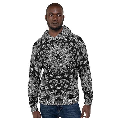 40 Oddflower Tile 2021 Unisex Hoodie