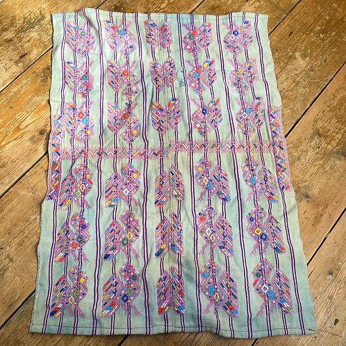 Vintage Guatemalan Fabric