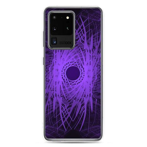 2Z21 Spectrum Violet Samsung Case