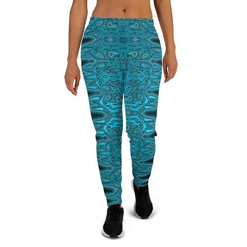 6Y21 Spectrum Blue Women's Joggers