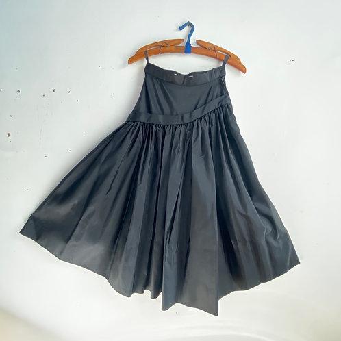 1950's Grosgrain Swing Skirt