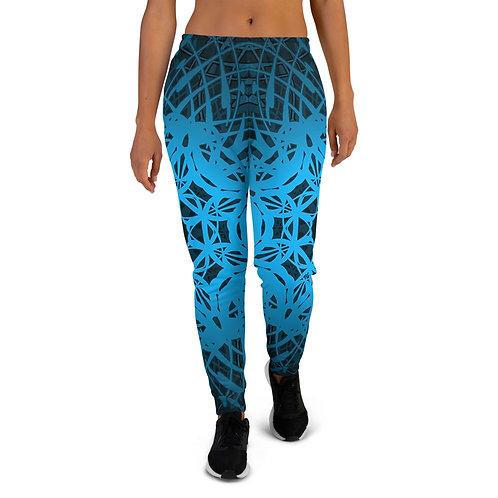 1Y21 Spectrum Aquamarine Women's Joggers