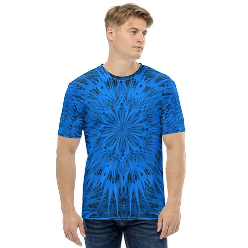 24E21 Spectrum Aquamarine Men's T-shirt