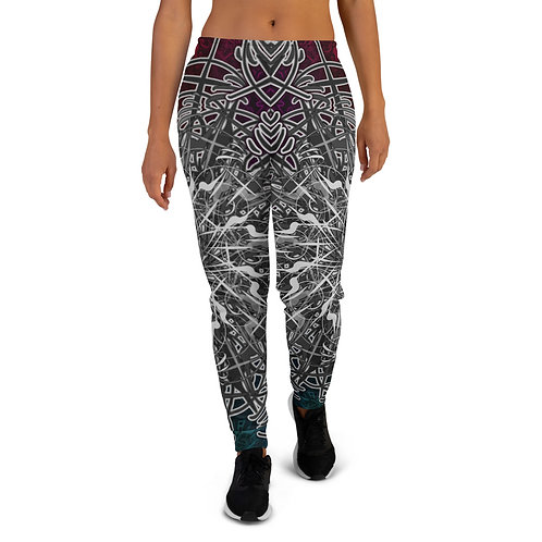 20M21 Oddflower Paradise Women's Joggers