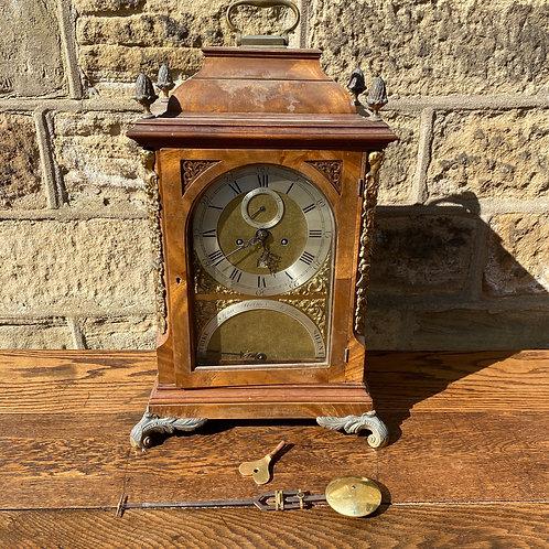 Antique Bracket Clock by John Holmes