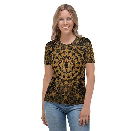 23CH21 Spectrum Gold Women's T-shirt