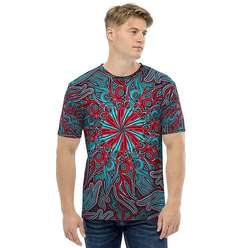 17N21 OddSpectrum Peppermint Men's T-shirt