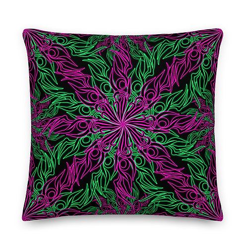 17Y21 Candy Circus Nights Premium Pillow