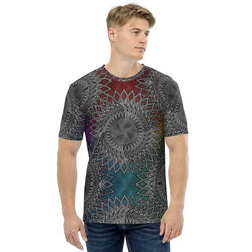 14M21 Oddflower Paradise Men's T-shirt
