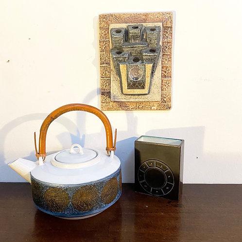 Troika St Ives Pottery Teapot