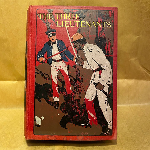 1911 Hardback The Three Lieutenants