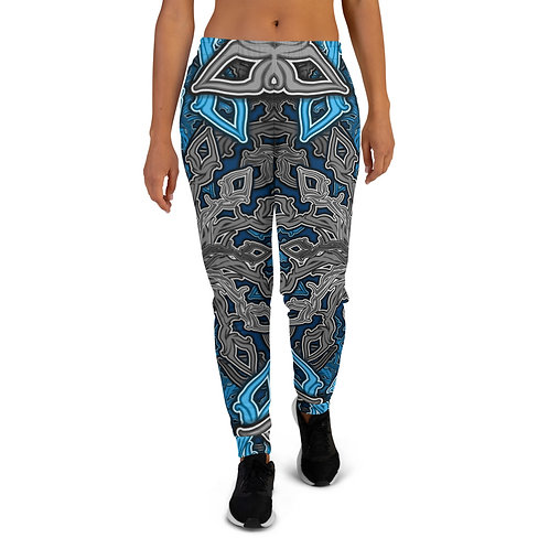 13L21 Oddflower Hydrangea Women's Joggers