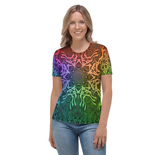 7C21 Spectrum Gray Women's T-shirt
