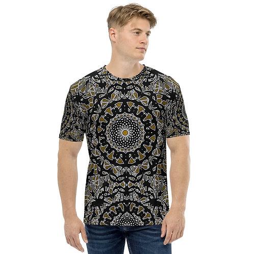 23J21 Oddflower Sunflower Men's T-shirt