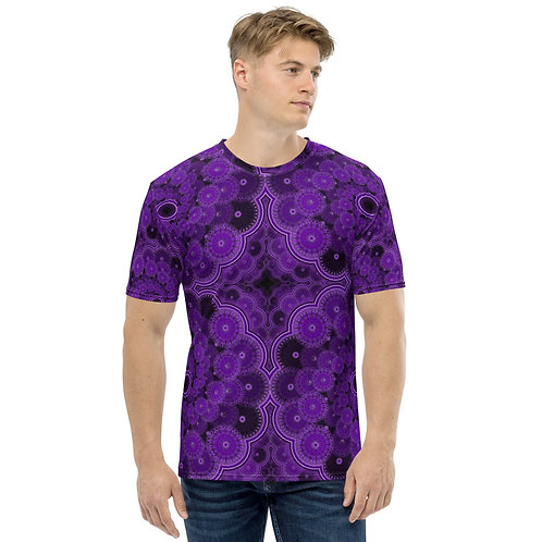 5Z21 Spectrum Violet Men's T-shirt