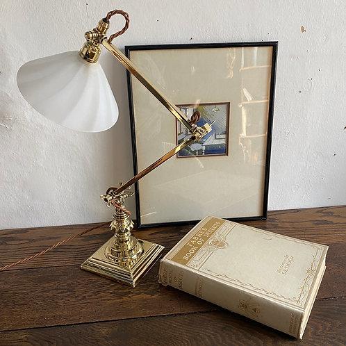 Edwardian Reading Lamp