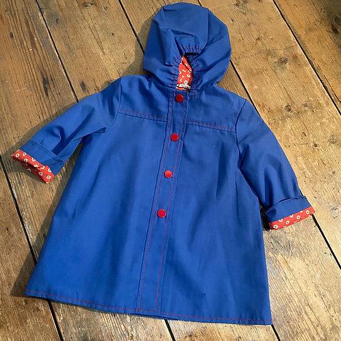 Childs Vintage 1960's/ 70's Raincoat