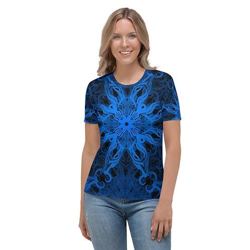 10E21 Spectrum Aquamarine Women's T-shirt