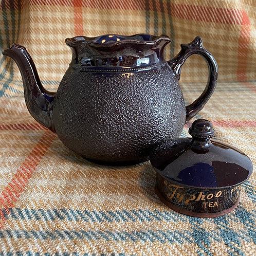 Unusual Arthur Wood Advertising Teapot Typhoo Tea