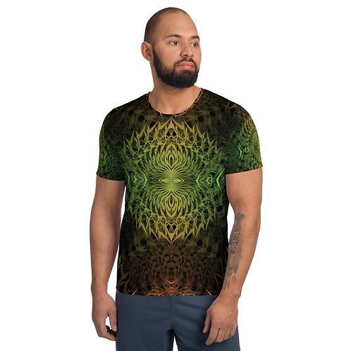 69T 2020 V5 All-Over Print Men's Athletic T-shirt