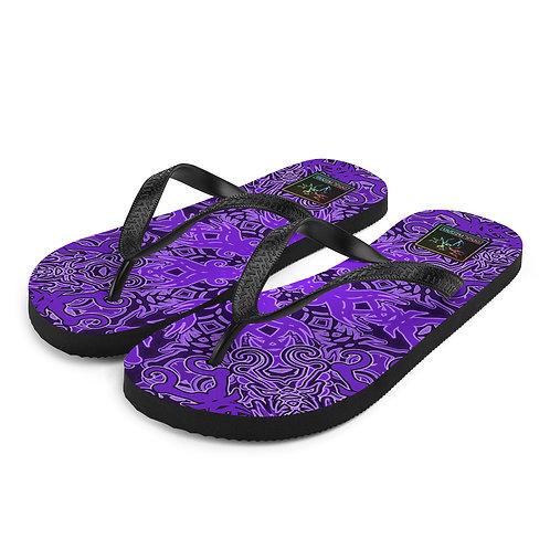 12Z21 Spectrum Violet Flip-Flops