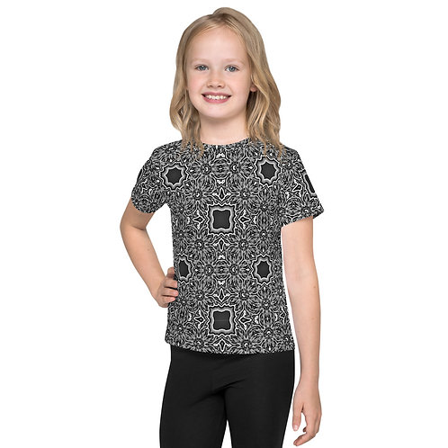 1 Oddflower Tile 2021 Kids T-Shirt